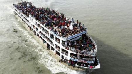كارثة في نهر دجلة.. وفاة أكثر من 70 شخص بغرق عبارة بسبب الحمولة الزائدة