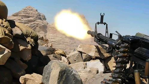 قوات الجيش تحبط محاولة تسلل لمليشيا الحوثي في الضالع ومصرع وإصابة 17 حوثيا