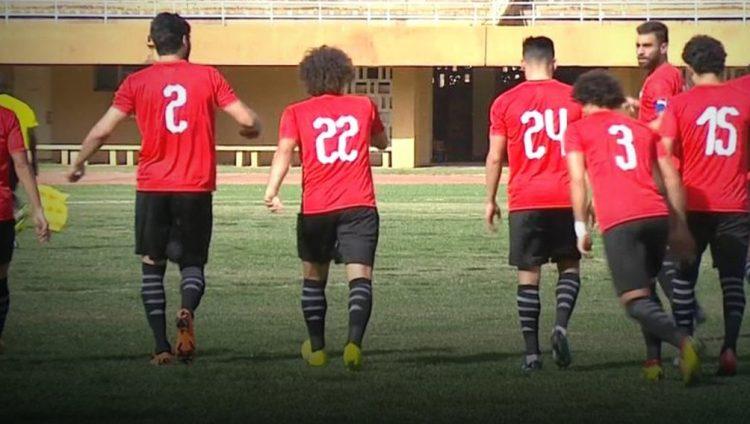 المنتخب المصري يتعادل مع النيجر في ختام مشواره بتصفيات كأس الأمم الافريقية 2019
