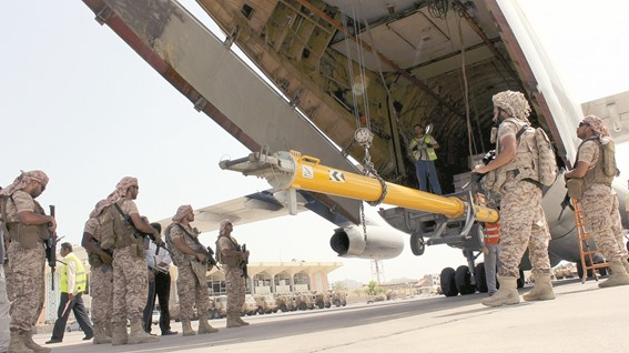 """الإمارات تحول مطار """"الريّان"""" إلى قاعدة عسكرية لها وتبني مقرات وسجون سرية تحت الأرض.. تفاصيل خطيرة"""