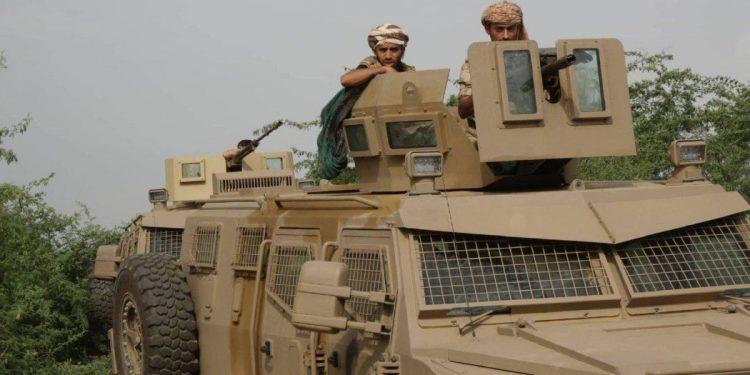 يعتقد انها لحماية مقر جلسة مجلس النواب.. قوات سعودية ضخمة تصل حضرموت