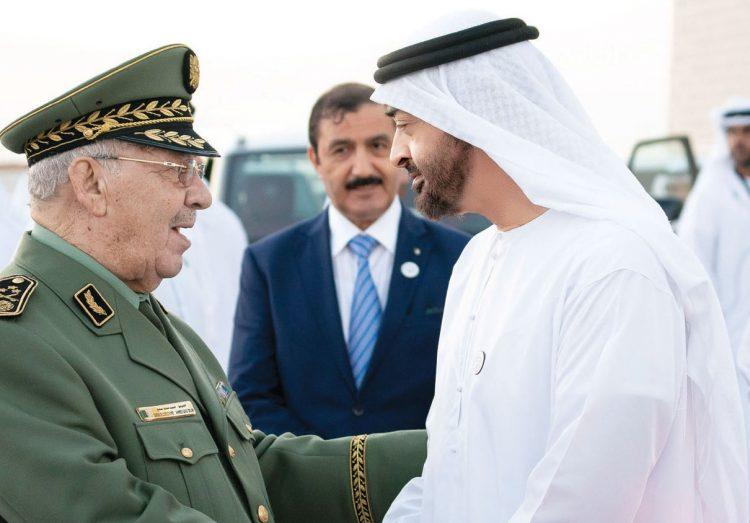 رئيس أركان الجيش الجزائري يعلن الانقلاب على بوتفليقة