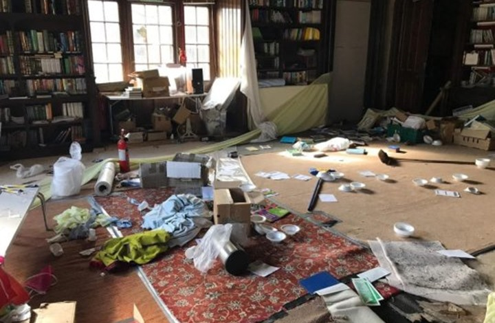 بربطيانيا: اعتداء جديد على مسجد ومدرسة إسلامية