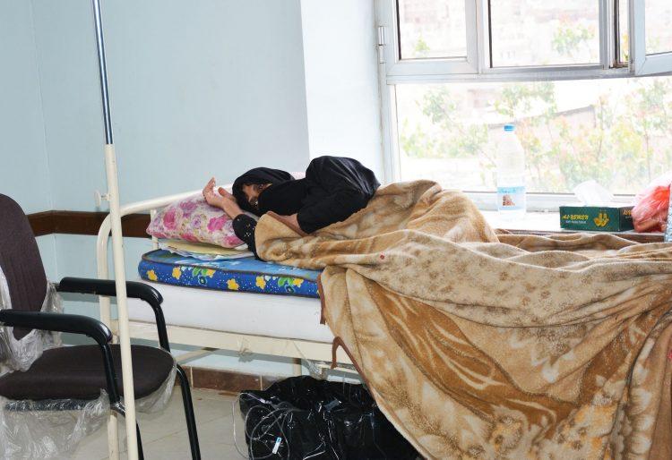 إرتفع معدل الإصابة.. أطباء بلا حدود:  إصابة أكثر من 7 آلاف يمني بالكوليرا