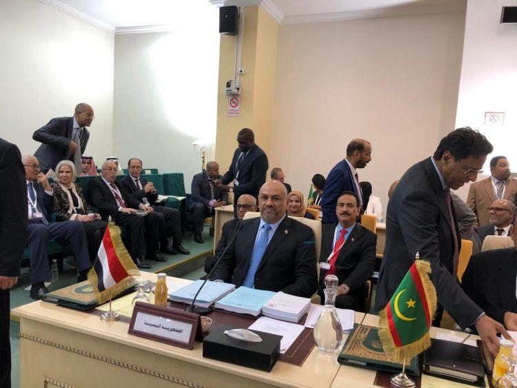 في الإجتماع التحضيري لأعمال الدورة الـ 30.. وزراء الخارجية العرب يجددون دعم الجامعة العربية للشرعية