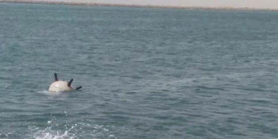 خلال عام 2018.. الفرق الهندسية تنتزع 500 لغم بحري زرعتها المليشيا في مياه البحر الأحمر