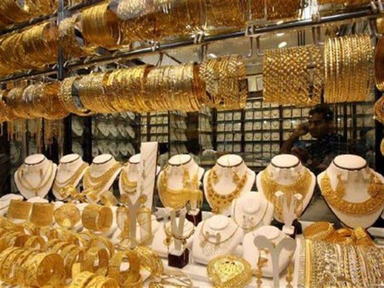 أسعار الذهب تهبط تحت تأثير هبوط العملة في اليمن