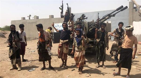 قوات الجيش الوطني تصد هجوما لمليشيا الحوثي وتمنعها من التقدم شرق مدينة الحديدة