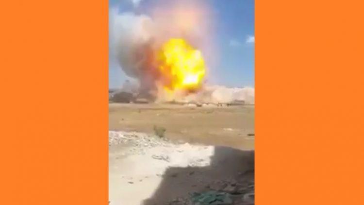 وكالة دولية تؤكد ان انفجار سعوان بصنعاء ناتج عن انفجار مخزن اسلحة تابع للميليشيا الحوثية