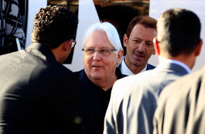 """إتهامات للمبعوث الأممي بـ""""سرقة آثار يمنية"""" خلال زيارته الأخيرة إلى صنعاء"""