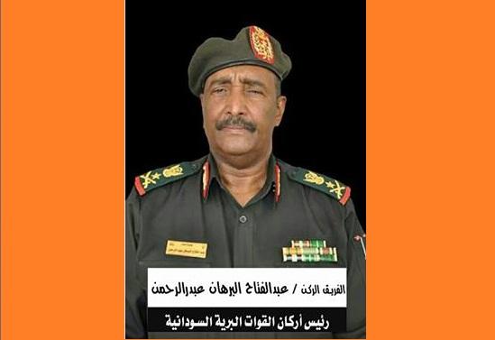 """السودان.. احتفالات في الشوارع بعد اختيار مشرف القوات السودانية في اليمن """"عبدالرحمن البرهان"""" رئيساً للمجلس العسكري"""