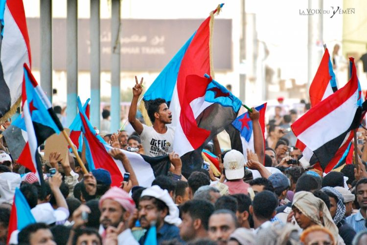قوات مدعومة من الامارات تمنع انتقالي شبوة من دخول حضرموت