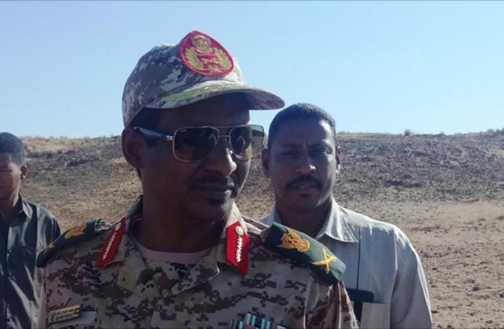 حميدتي نائبا للبرهان.. الاعلان عن تشكيل جديد للمجلس العسكري بالسودان (الأسماء)