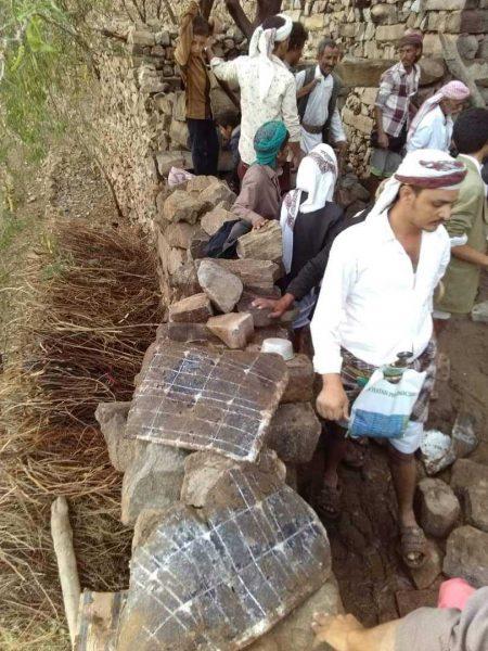 بسبب الأمطار الغزيرة.. وفاة أسرة كاملة في ريمة إنهار منزلهم عليهم