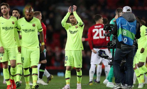 في صراعه المستمر.. برشلونة على بعد خطوة من كسر عقد ربع النهائي