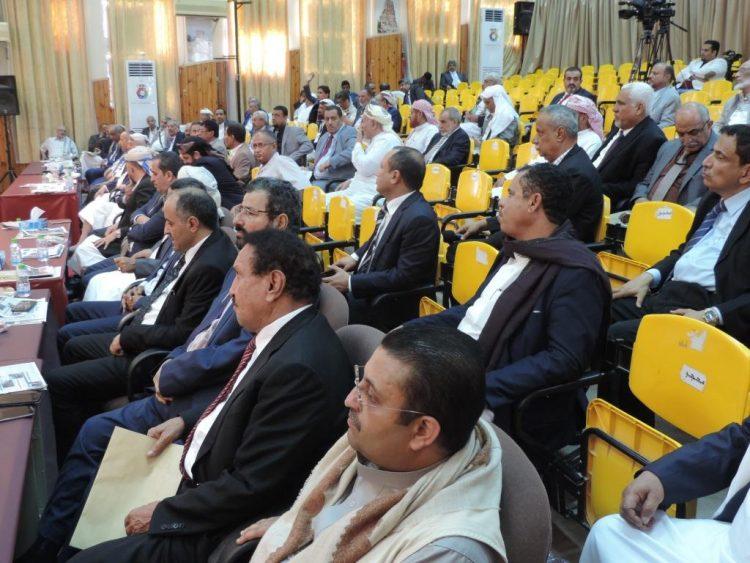 بارك إشهار تحالف القوى السياسية اليمنية.. البرلمان اليمني يقر عقد جلساته بصورة دائمة