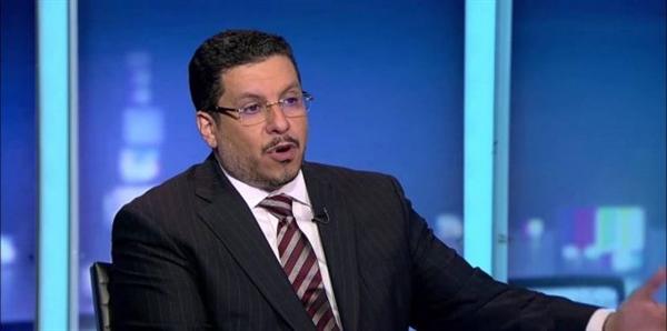 """أكد وجود توجه دولي لتصنيف الحوثي """"بالإرهاب"""" بن مبارك: تأجيل القرار يهدف لإتاحة المجال للجهود السياسية"""