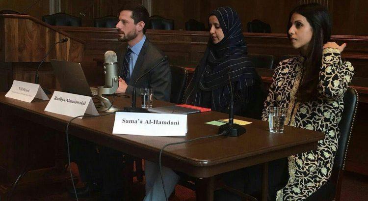 من هي.. مجلة أمريكية تعلن اختيار امرأة حوثية ضمن قائمة الـ100 شخصية المؤثرة حول العالم للعام 2019م