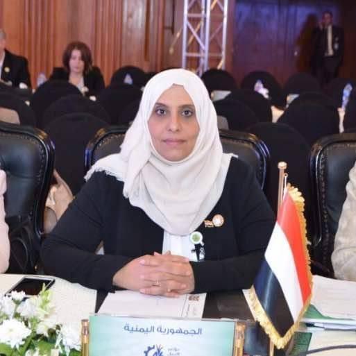 وزيرة الشؤون الاجتماعية والعمل تدعو منظمة العمل الدولية والمانحين إلى توسيع تدخلاتهم لتعزيز التنمية في اليمن