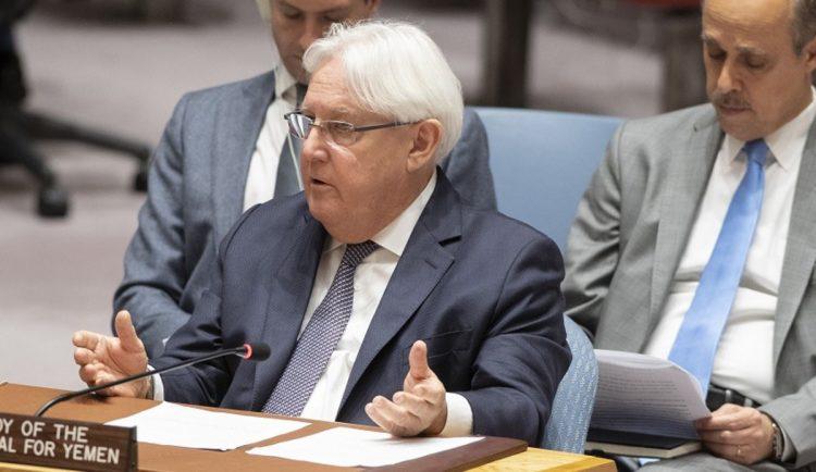 المبعوث الأممي يتحدث عن انسحابات عسكرية من الحديدة خلال أسابيع