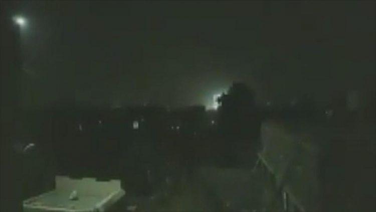 ورد قبل قليل.. انفجارات تهز العاصمة صنعاء والتحالف يعلن عن بدء عملية عسكرية