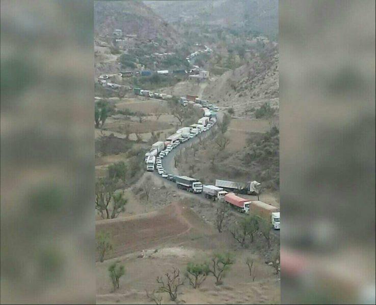 مليشيا الحوثي تفجر جسر وتقطع الخط الرابط بين محافظتي إب والضالع بشكل نهائي