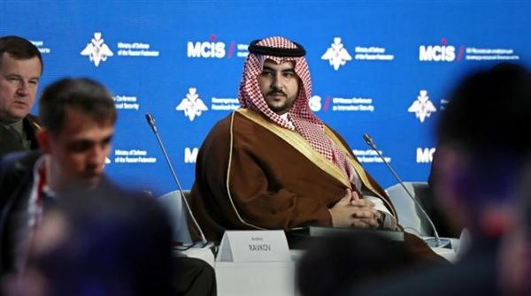 خلال مؤتمر موسكو.. بن سلمان يؤكد سعي المملكة لتحقيق الإستقرار في اليمن