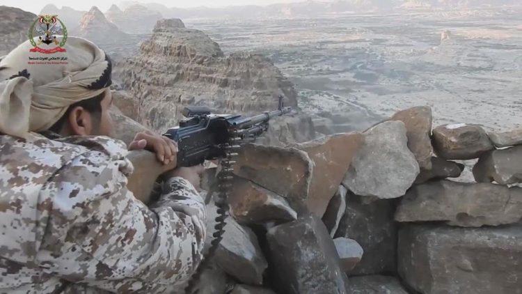 الجيش الوطني يشن هجوم مباغت في معقل الحوثيين بصعدة ويحرر مواقع استراتيجية