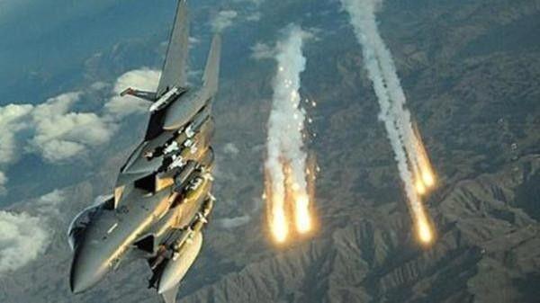 طيران التحالف العربي يشن غارات على مواقع وتجمعات لمليشيا الحوثي بمحافظتي لحج والضالع
