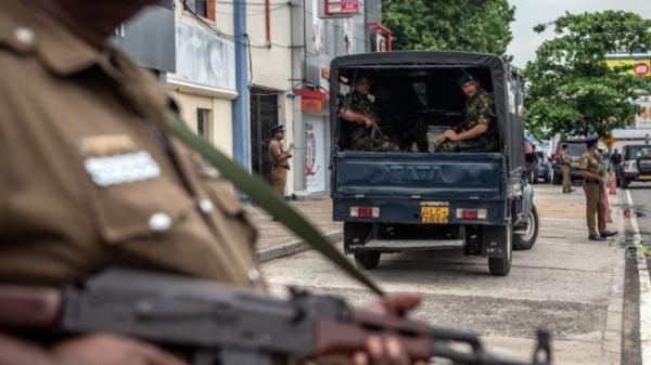 بعد مداهمة وكر للمتسببين بتفجيرات سريلانكا.. العثور على 15 جثة بينهم أطفال