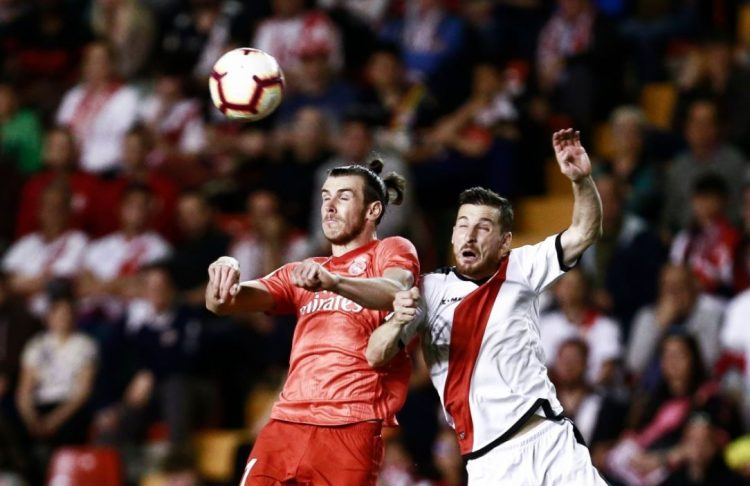 ريال مدريد يتجرع هزيمة تاريخية أمام مضيفه رايو فايكانو
