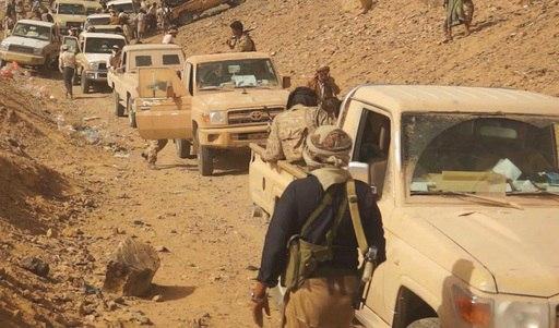 قوات الجيش الوطني تشن هجوما على مواقع المليشيا في محافظة الجوف ومقتل 6 حوثيين