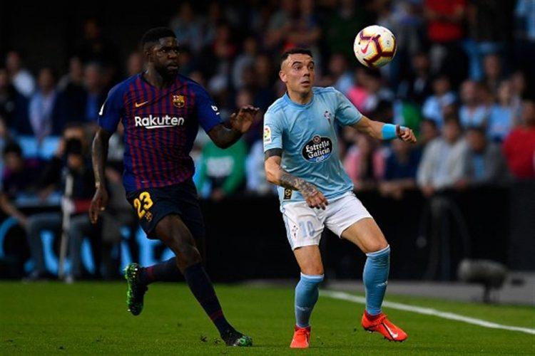 برشلونة يسقط في فخ الهزيمة أمام سيلتا فيجو