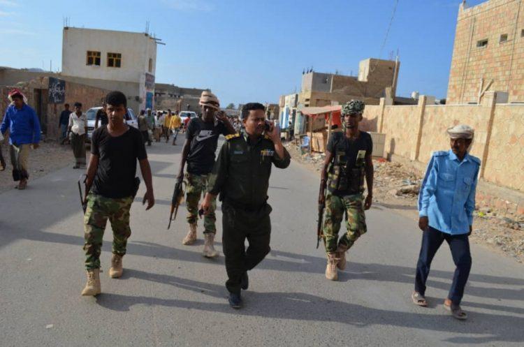 دعا المواطنين إلى التعاون مع رجال الأمن.. مدير عام شرطة سقطرى يشدد على تفعيل خطة رمضان الأمنية