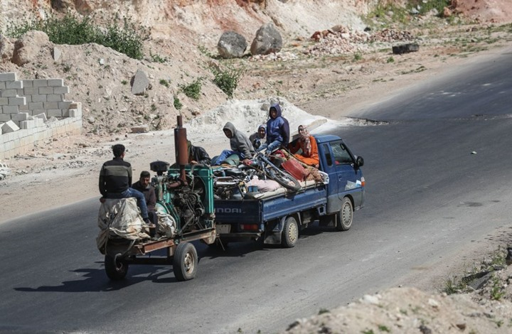 سوريا.. النظام يقصف المناطق الآمنة والأمم المتحدة تتحدث عن نزوح أكثر من 150 ألف من شمال غرب البلاد