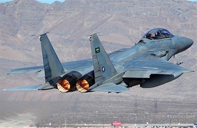 طيران التحالف العربي يشن غارات على مواقع المليشيا في كتاف صعدة