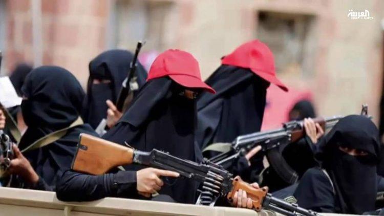 صنعاء .. مليشيات الحوثي تنشر عناصر نسائية تابعة لها في المساجد