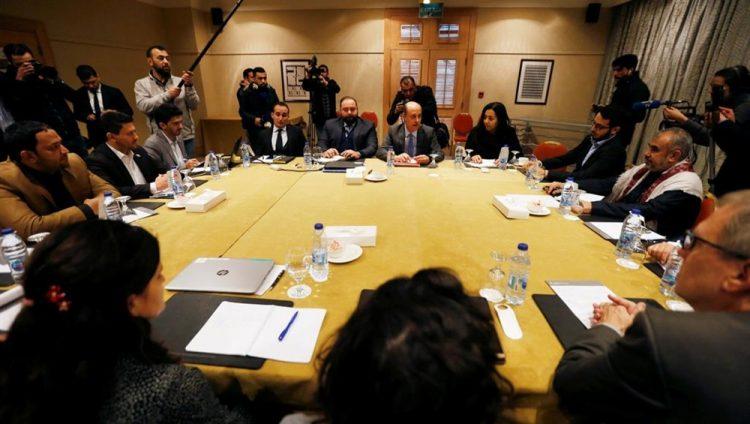 البدء بمشاورات جديدة بين الحكومة الشرعية والإنقلابيين في الأردن برعاية أممية