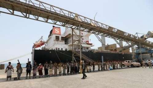 خفر السواحل تفضح الأمم المتحدة في الحديدة وتكشف كذب انسحاب المليشيا من الموانئ