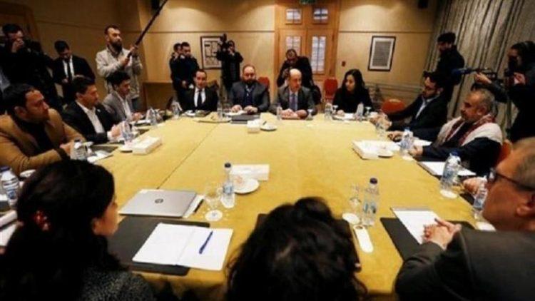 """عضو الوفد الحكومي """"العمراني"""" يتهم الحوثيين ومكتب المبعوث الأممي بإفشال اجتماعات الأردن"""