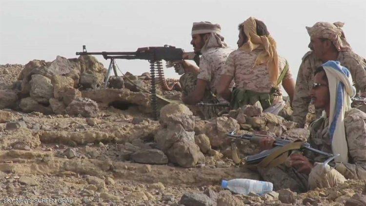 قوات الجيش الوطني تنفذ كمين محكم في مأرب ومصرع 20 حوثيا في الكمين