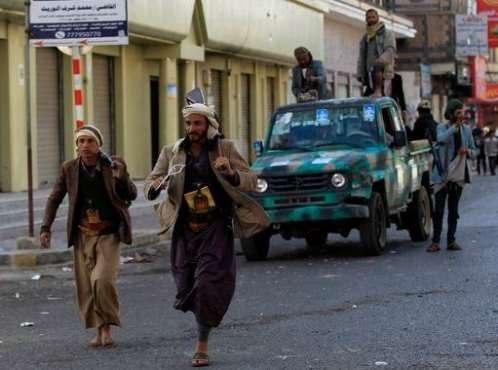 مليشيا الحوثي تصفي قيادي في صفوفها مع 4 من مرافقيه بسبب خلافات داخلية