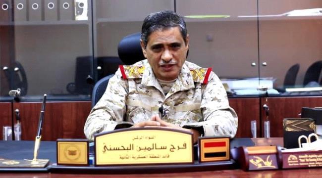 Hadramout governor: Aidaros Al-Zubaidi is a racist person