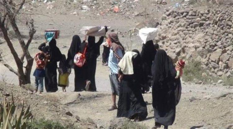 بعد تشريدهم من قبل المليشيا.. منظمة دولية تعتزم توفير حوالات نقدية طارئة لنازحي الضالع