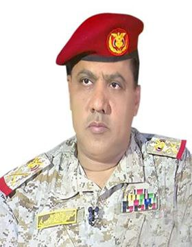 قال أن الجيش يتمتع بجاهزية عالية.. قائد محور تعز يؤكد استمرار العملية العسكرية حتى استكمال تحرير المحافظة