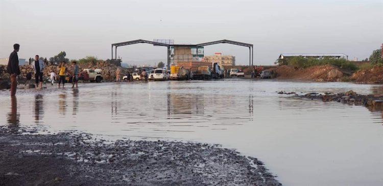 السيول الغزيرة تؤدي إلى وفاة طفلين وفقدان ثالث في مأرب