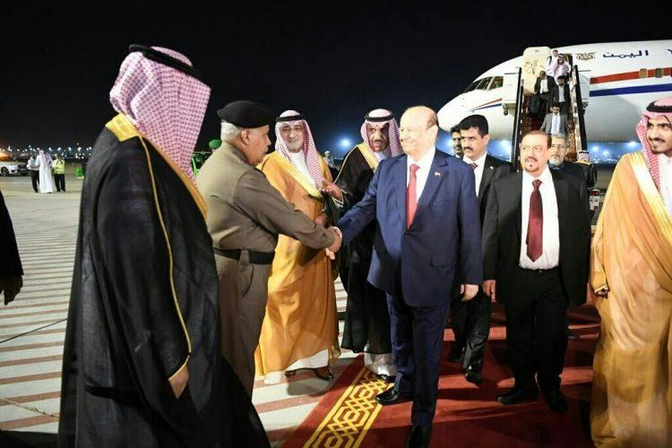 رئيس الجمهورية يصل مكة المكرمة للمشاركة في أعمال القمتين العربية والإسلامية