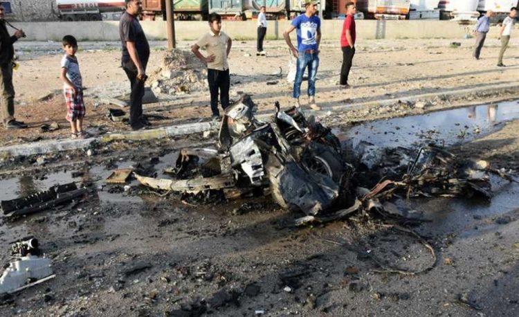 مقتل وإصابة عدد من العراقيين في سلسلة تفجيرات وسط كركوك بعد ساعات من وقوع هجوم إرهابي