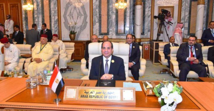 الرئيس المصري.. الحوثيون يستقوون بالدعم الإيراني لإرهاب اليمنيين وزعزعة أمن المنطقة