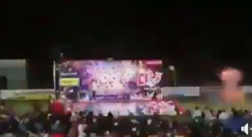 """بالصورة.. قيادي موالي للمجلس الانتقالي يعترف بارتكاب جريمة استهداف احتفالية """"ماريا قحطان"""" بعدن"""